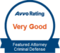 Avvo Very Good Rating Collin Rockett