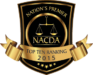 National Assocation Criminal Defense Attorneys badge