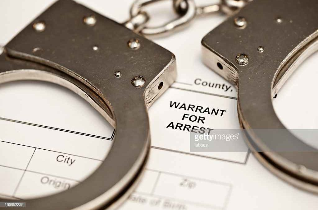 I Have a Warrant for My Arrest! What Do I Do!?